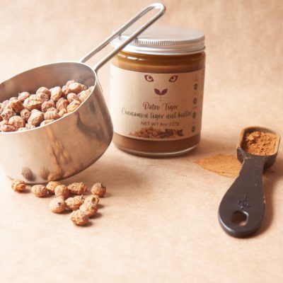 Cinnamon Tiger nuts butter