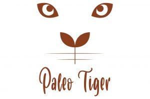 Paleo Tiger Logo